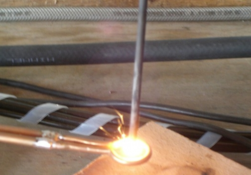 Induction heating 2