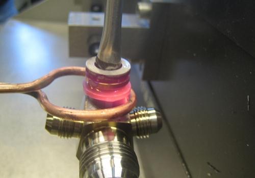 Inductief solderen 3