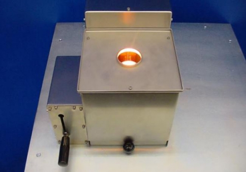 installatie inductief smelten